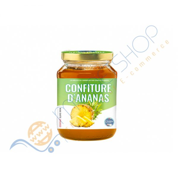 Confiture d'Ananas Country Foods